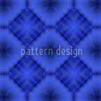 Ultramarine Seamless Vector Pattern Design