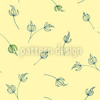 Talula Yellow Seamless Vector Pattern
