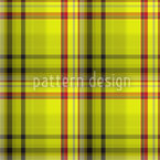 Scottish Highlands Seamless Vector Pattern Design
