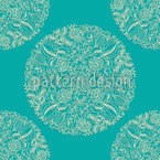 Filippas Dream Seamless Vector Pattern Design