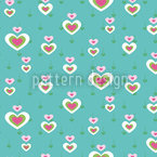 Heart Affair Pattern Design