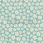 Brautblümchen Nahtloses Muster