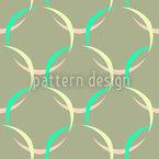 スプリングタイムメッシュ シームレスなベクトルパターン設計