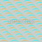 Aquareflex Motif Vectoriel Sans Couture