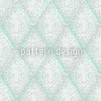 Diamantes frescos Estampado Vectorial Sin Costura