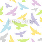 Dove Color Repeating Pattern
