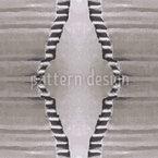 破れた段ボール シームレスなベクトルパターン設計
