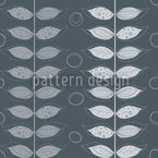 Jacks Beanstalk Seamless Vector Pattern Design