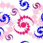 Kreisformation In Zwei Richtungen Vektor Muster