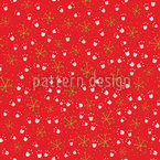 Petite Flower Seamless Vector Pattern Design