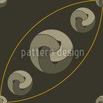 Tri Design de padrão vetorial sem costura