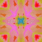 Batik Im Sommer Vektor Ornament