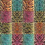 Animal Skin Repeat Pattern