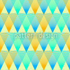 All Over Lighten Argyle Seamless Vector Pattern