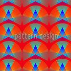 Art Kegel Vektor Muster