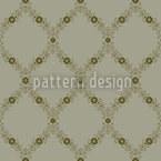 Flower Tendril Pattern Design