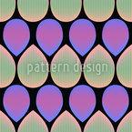 オパラ シームレスなベクトルパターン設計