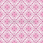 Pink Dreams Seamless Vector Pattern Design