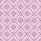 Rêves roses Motif Vectoriel Sans Couture