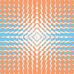 Kaleidoskop Drei Muster Design