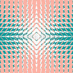 Kaleidoscope Four Seamless Vector Pattern Design