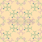 Sunny Seamless Vector Pattern Design