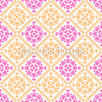 Summertime Seamless Vector Pattern