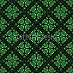 Tulip Quartet Pattern Design