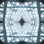 Licht Durchs Fenster Nahtloses Vektormuster