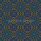 Shah Of Persia Seamless Vector Pattern Design