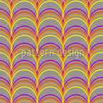Colorama Seamless Vector Pattern Design