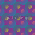 Geometric Wave Game Pattern Design