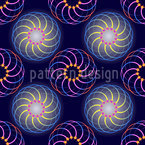 Galactic Dream Pattern Design