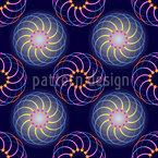 Galaktischer Traum Muster Design
