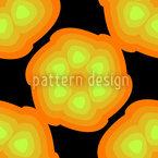 Glühende Frucht Vektor Design