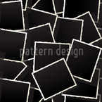Verblasste Fotos Muster Design