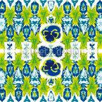 Daysies - Flaconi di cristallo disegni vettoriali senza cuciture