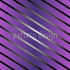 Purple Lines Seamless Vector Pattern Design