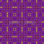 Leuchtend Abstrakt Vektor Muster