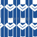 Deco Arrows Vector Pattern