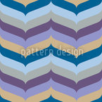 Herringbone Dawn Seamless Vector Pattern