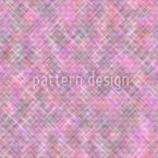 Confusion Of The Pink Squares Seamless Vector Pattern Design