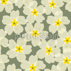 Beauty Of The Primels Seamless Vector Pattern Design