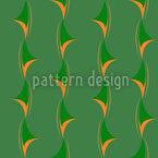 Dornengrün Vektor Ornament