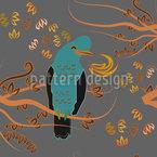 Peruanischer Paradiesvogel Rapport