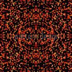 Confetti Feuerfunken Nahtloses Vektormuster