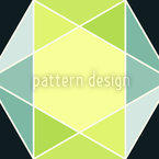 Geometric Cut Seamless Vector Pattern