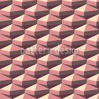 Oktaeda Retro Vektor Muster