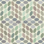 Vintage Dots Design Pattern