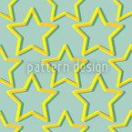 Twinkle Little Star Vector Pattern